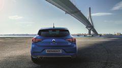 Renault Clio 5 2019: vista posteriore