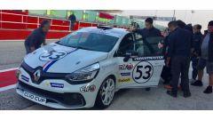 Renault Clio Cup 2018: il test in pista a Misano  - Immagine: 10