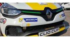 Renault Clio Cup 2018 - nessun orpello estetico, solo un alettone posteriore