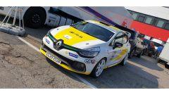 Renault Clio Cup 2018 - sotto al cofano il 1.6 turbo benzina da 220 CV