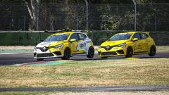 Clio Cup 2021, a Imola trionfo per Guillot e Pouget