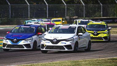 Renault Clio Cup Europe 2021: le concitate fasi di gara