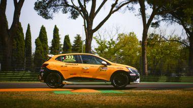 Renault Clio Cup Europe 2021: Mario Cornicchia (MotorBox)