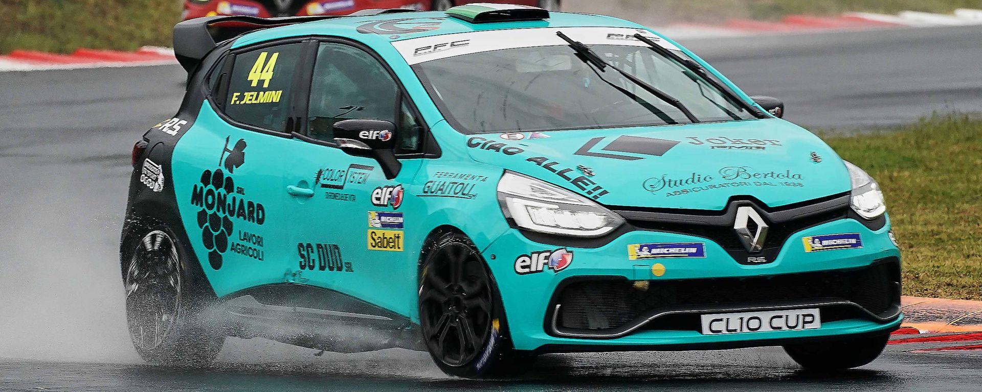 Renault Clio Cup Italia 2019, Vallelunga: Felice Jelmini (Composit Motorsport)