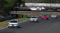 Renault Clio Cup Italia 2021: via nel weekend a Monza