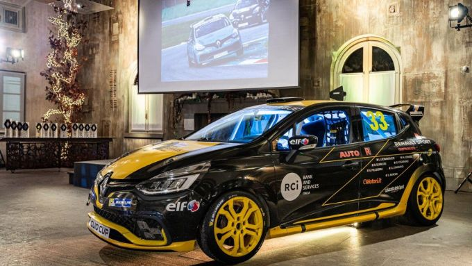 Renault Clio Cup Press League