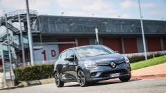 Renault Clio Diesel: 178 km/h per 11.6 sec nello 0-100 km/h