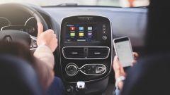 Renault Clio DUEL - presente il sistema mirrorlink Android Auto