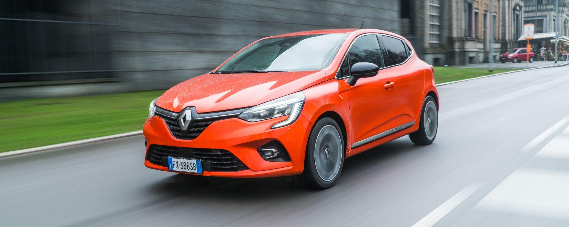 Renault Clio: è lei l'auto più venduta in Europa a febbraio 2020
