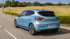Renault Clio E-Tech, fino all'80% di marcia 100% elettrica in città