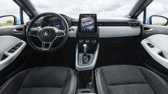 Renault Clio E-Tech, gli interni