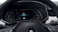 Renault Clio E-Tech, il cockpit digitale