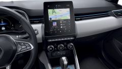 Renault Clio E-Tech, il display centrale