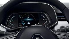 Renault Clio E-Tech, il quadro strumenti digitale