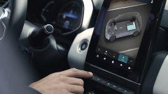 Renault Clio E-Tech, il tablet centrale multifunzione