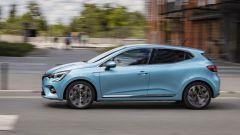 Renault Clio E-Tech, la fiancata