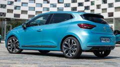 Renault Clio E-Tech, prezzi da 21.950 euro