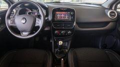 Renault Clio, gli interni