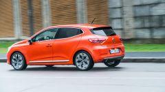 Renault Clio: ha battuto di un soffio la VW Golf