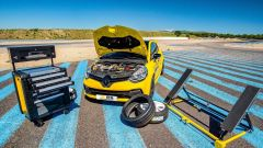 Renault RS Performance Part: Clio R.S. in salsa Formula 1 - Immagine: 6