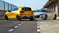 Renault Clio RS vs Subaru BRZ  - Immagine: 1