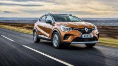 Renault Clio e Captur, nel 2021 stop a diesel in UK. E in Italia?