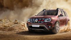Renault Duster 1.3 turbo benzina, nuova versione per l'India