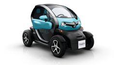 Renault e Enegan: la Twizy elettrica per un futuro eco e pulito