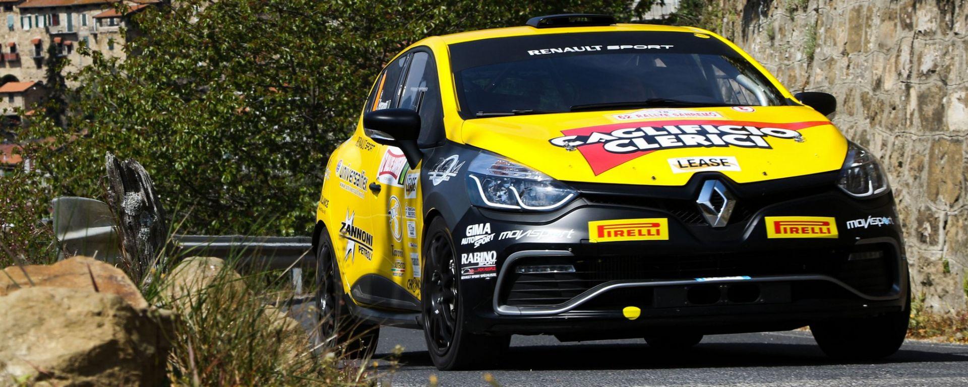 Renault e Pirelli corrono insieme