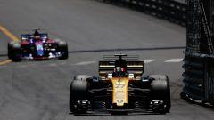 Renault e Toro Rosso - F1 2017 GP Monaco