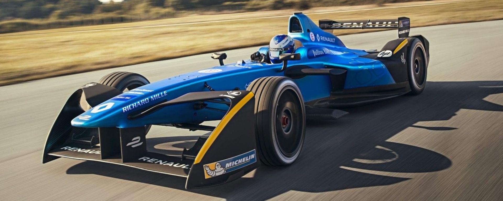Renault-e.dams - Renault