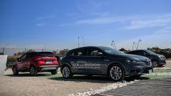 Renault EDC: il cambio doppia frizione della Losanga protagonista di un tour in giro per l'Italia