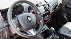 Renault EDC: le palette al volante sono disponibili unicamente sulla Clio R.S.