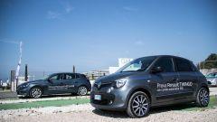 Renault EDC: per la Twingo è stata studiata una variante specifica della trasmissione EDC