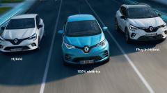 Renault Electric Mobility for you: la gamma elettrificata