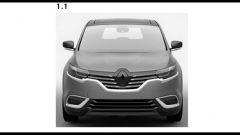 Renault Espace 2015, le prime tracce - Immagine: 2