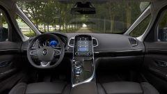 Renault Espace 2017, gli interni