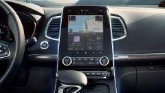 Renault Espace 2019 Initiale Paris: la console centrale