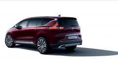 Renault Espace 2019 Initiale Paris: vista 3/4 posteriore
