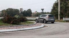 Renault Espace Blue dCI 200 EDC Initiale Paris: buona stabilità grazie alle 4 ruote sterzanti