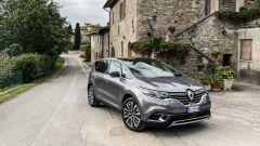 Renault Espace Blue dCI 200 EDC Initiale Paris: da Milano ad Assisi per la prova