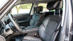 Renault Espace Blue dCI 200 EDC Initiale Paris: i comodi sedili anteriori