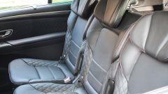 Renault Espace Blue dCI 200 EDC Initiale Paris: i sedili posteriori