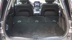 Renault Espace Blue dCI 200 EDC Initiale Paris: il capiente bagagliaio da 2101 litri
