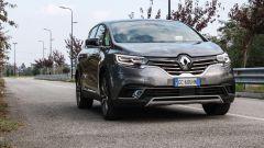 Renault Espace Blue dCI 200 EDC Initiale Paris: la nostra prova