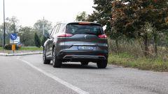 Renault Espace Blue dCI 200 EDC Initiale Paris: visuale posteriore
