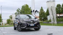 Renault Espace, come va con le quattro ruote sterzanti