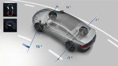 Renault Espace e Talisman 4Control: i perché delle 4 ruote sterzanti - Immagine: 17