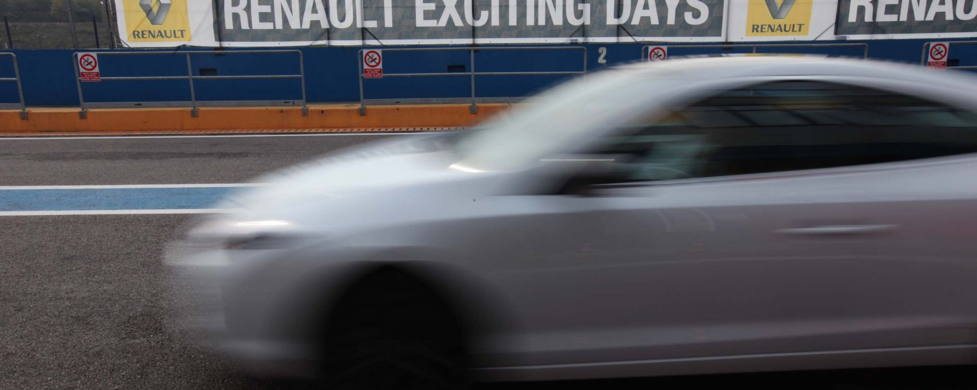 Renault Exciting Days, ultimo giro il 7 e 8 novembre