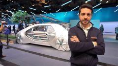 Renault EZ-GO Concept: in video dal Salone di Ginevra 2018 - Immagine: 1